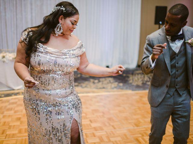 Eden and Kwazi's Wedding in Washington, District of Columbia 85