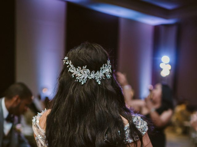 Eden and Kwazi's Wedding in Washington, District of Columbia 87