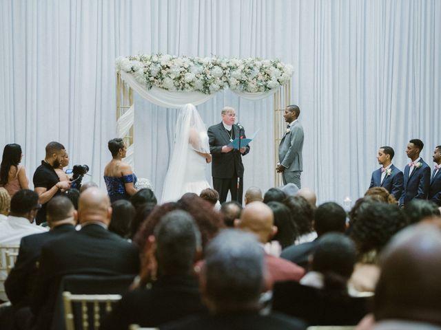 Eden and Kwazi's Wedding in Washington, District of Columbia 89