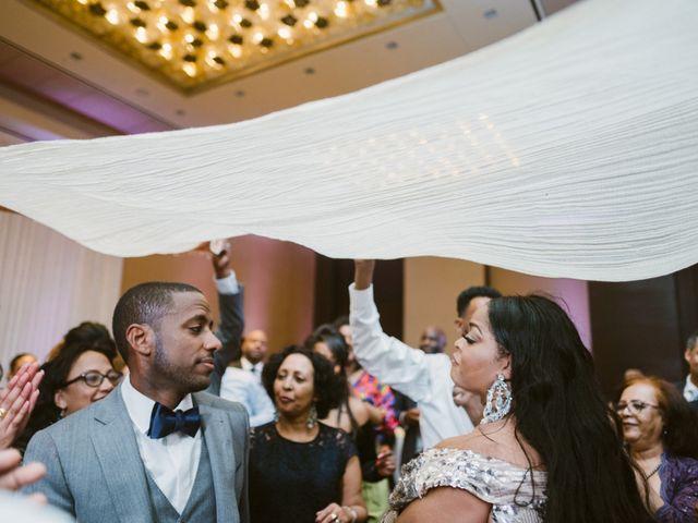 Eden and Kwazi's Wedding in Washington, District of Columbia 92