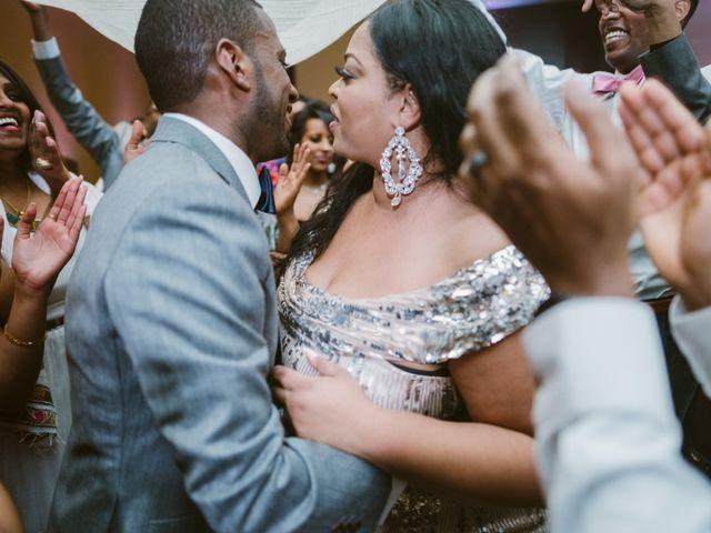 Eden and Kwazi's Wedding in Washington, District of Columbia 93