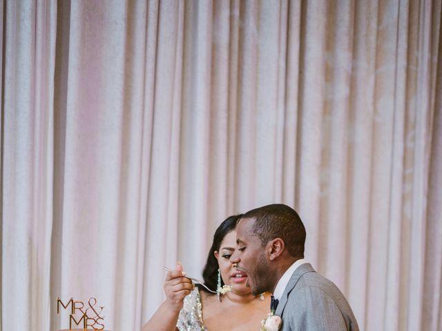 Eden and Kwazi's Wedding in Washington, District of Columbia 96