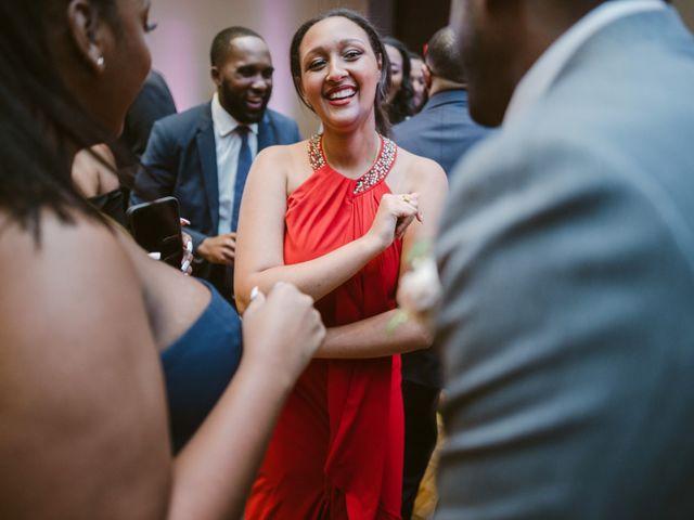 Eden and Kwazi's Wedding in Washington, District of Columbia 97