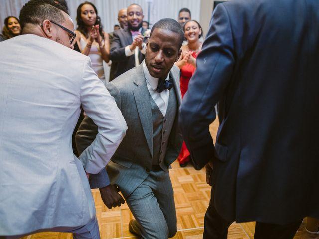 Eden and Kwazi's Wedding in Washington, District of Columbia 99