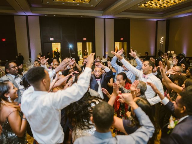 Eden and Kwazi's Wedding in Washington, District of Columbia 100