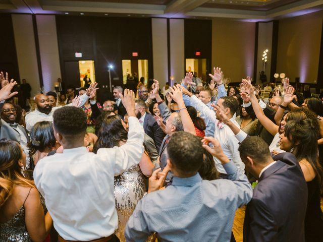 Eden and Kwazi's Wedding in Washington, District of Columbia 101