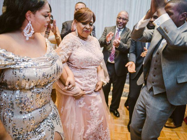 Eden and Kwazi's Wedding in Washington, District of Columbia 102