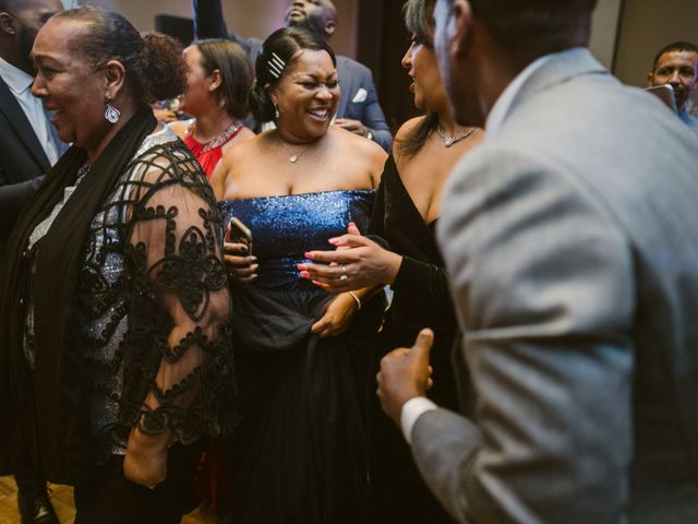 Eden and Kwazi's Wedding in Washington, District of Columbia 103