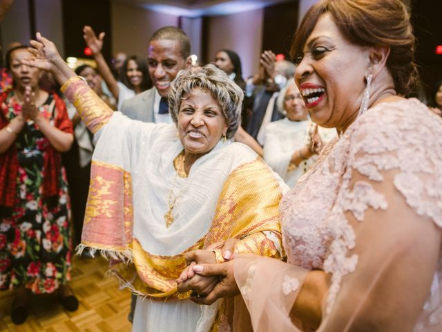 Eden and Kwazi's Wedding in Washington, District of Columbia 104