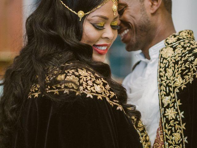 Eden and Kwazi's Wedding in Washington, District of Columbia 106