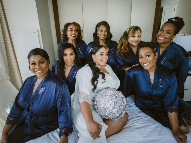 Eden and Kwazi's Wedding in Washington, District of Columbia 131