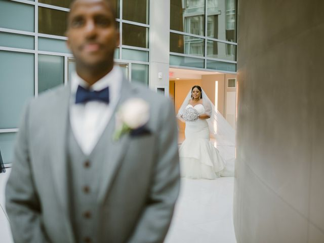 Eden and Kwazi's Wedding in Washington, District of Columbia 137