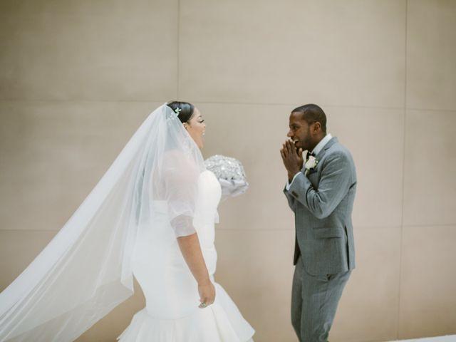 Eden and Kwazi's Wedding in Washington, District of Columbia 140