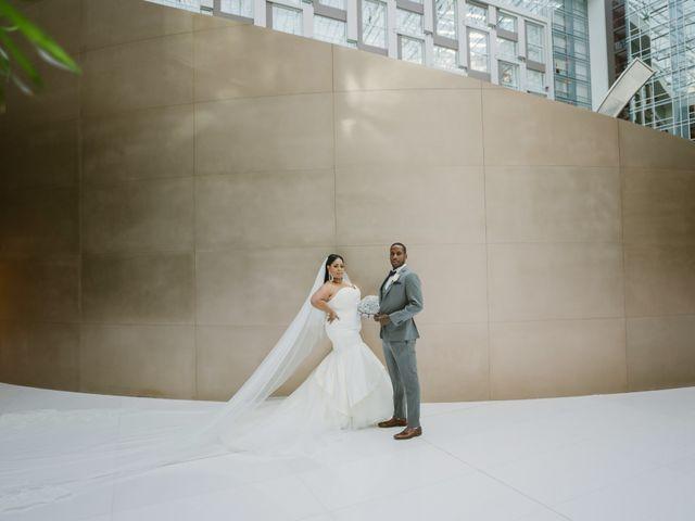 The wedding of Kwazi and Eden