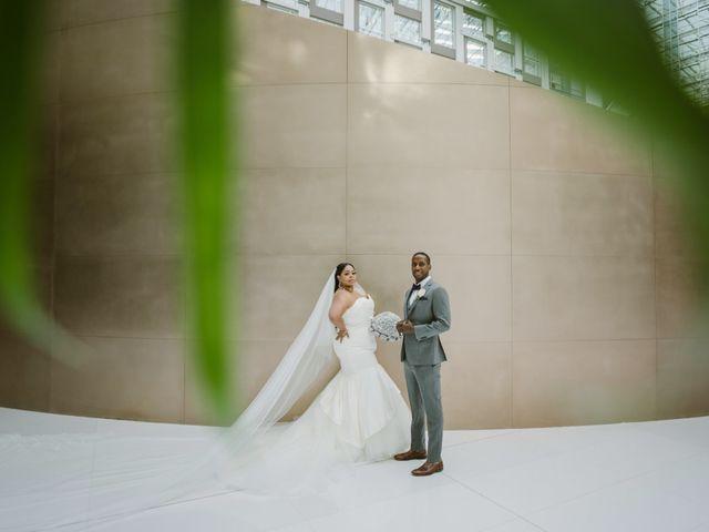 Eden and Kwazi's Wedding in Washington, District of Columbia 142