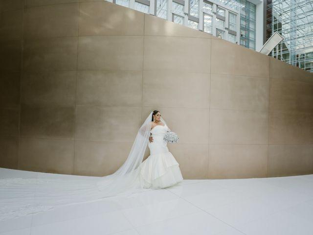 Eden and Kwazi's Wedding in Washington, District of Columbia 144