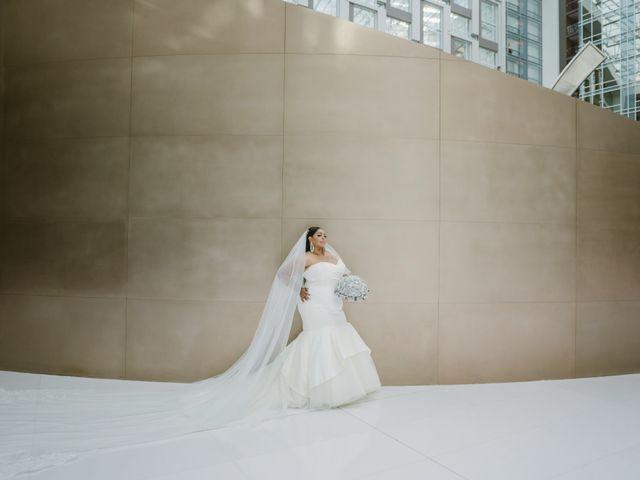 Eden and Kwazi's Wedding in Washington, District of Columbia 145