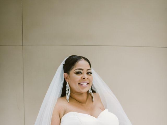 Eden and Kwazi's Wedding in Washington, District of Columbia 146