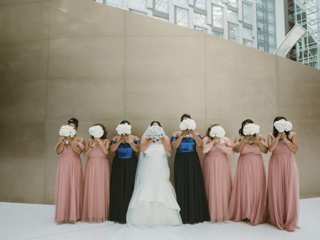 Eden and Kwazi's Wedding in Washington, District of Columbia 148