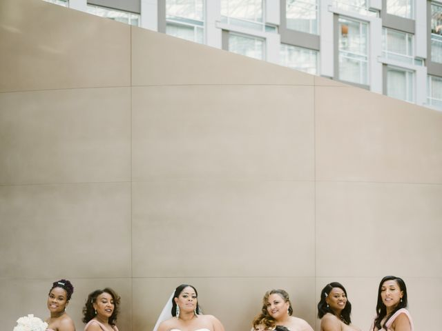 Eden and Kwazi's Wedding in Washington, District of Columbia 149