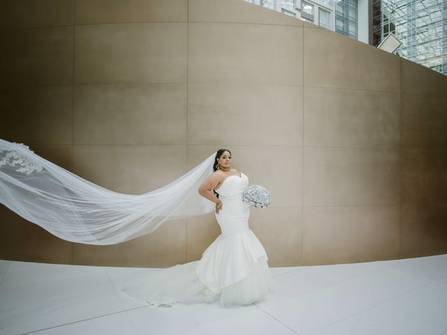 Eden and Kwazi's Wedding in Washington, District of Columbia 150