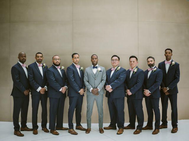 Eden and Kwazi's Wedding in Washington, District of Columbia 153