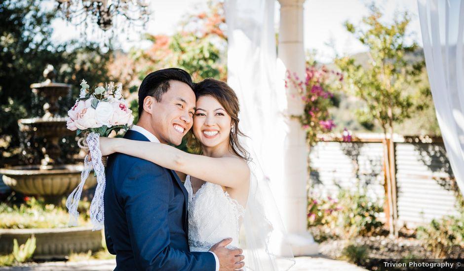 Long and Anna's Wedding in Sunol, California