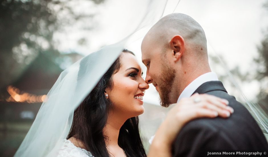 Chad and Jessica's Wedding in Orlando, Florida