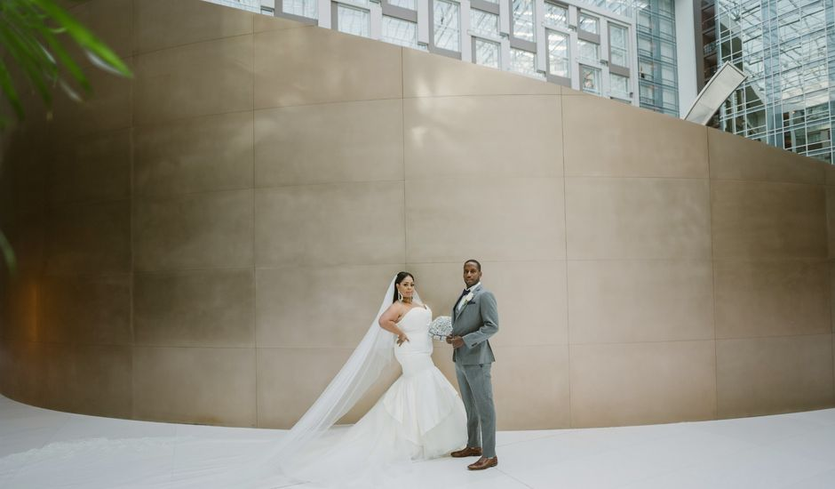 Eden and Kwazi's Wedding in Washington, District of Columbia