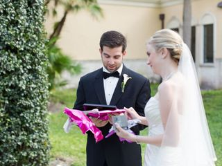 Laurel and Mike's Wedding in Boynton Beach, Florida 3