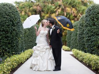 Laurel and Mike's Wedding in Boynton Beach, Florida 13