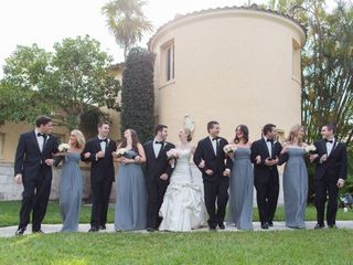 Laurel and Mike's Wedding in Boynton Beach, Florida 8