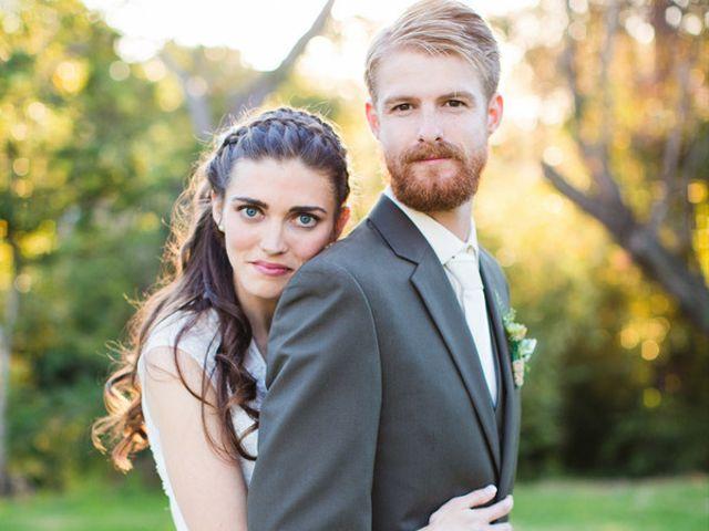 The wedding of Gavin and Ashley