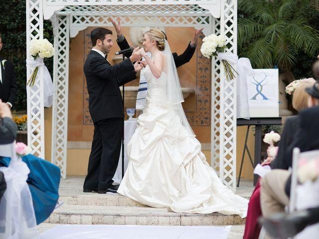 Laurel and Mike's Wedding in Boynton Beach, Florida 9