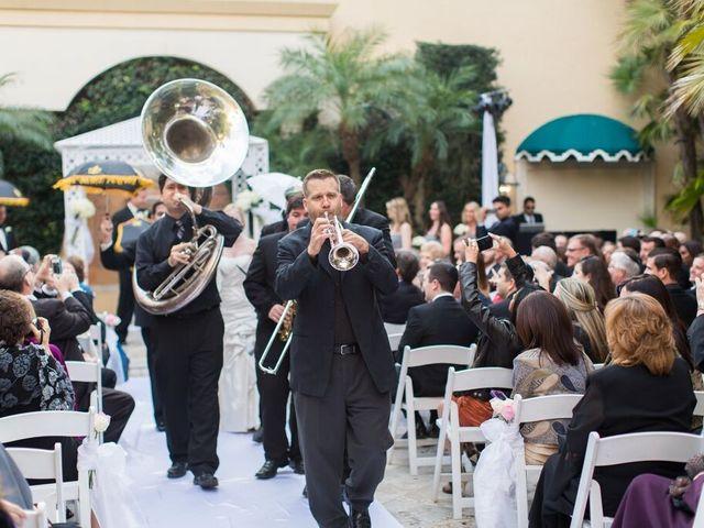 Laurel and Mike's Wedding in Boynton Beach, Florida 11