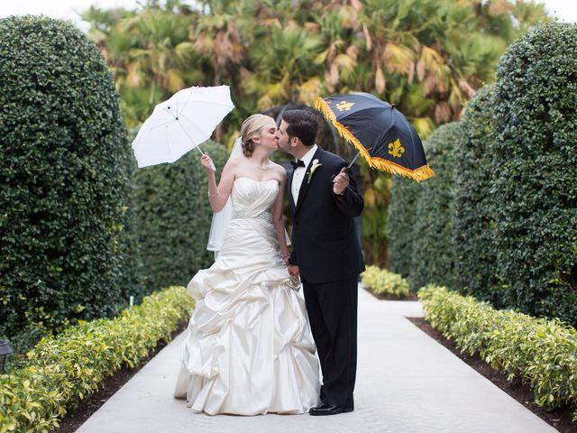 Laurel and Mike's Wedding in Boynton Beach, Florida 13