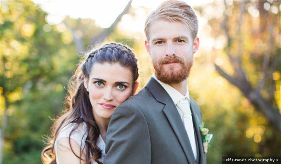 Ashley and Gavin's Wedding in Tahoe Vista, California