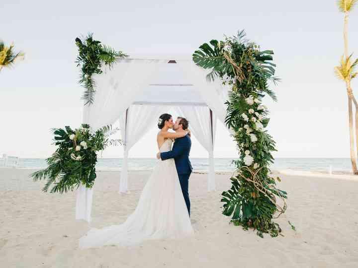 The wedding of Carey and Kort