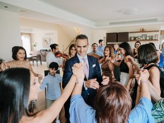The wedding of Katerina and Phedias 2