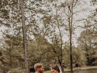 The wedding of Elizabeth and Chad 2