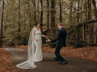 The wedding of Elizabeth and Chad 3