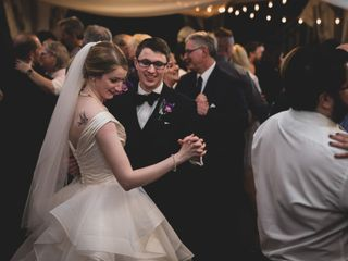 The wedding of Olivia and Sean 2