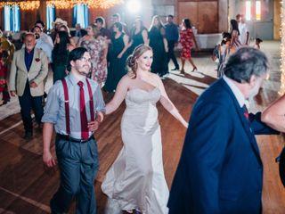 The wedding of Elyssa and Joshua 1