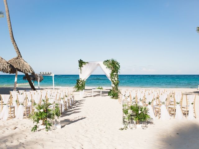Kort and Carey's Wedding in Punta Cana, Dominican Republic 71