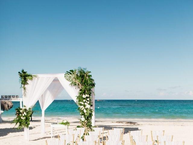Kort and Carey's Wedding in Punta Cana, Dominican Republic 74