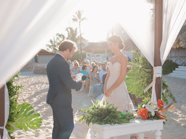 Kort and Carey's Wedding in Punta Cana, Dominican Republic 87