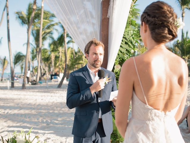 Kort and Carey's Wedding in Punta Cana, Dominican Republic 88
