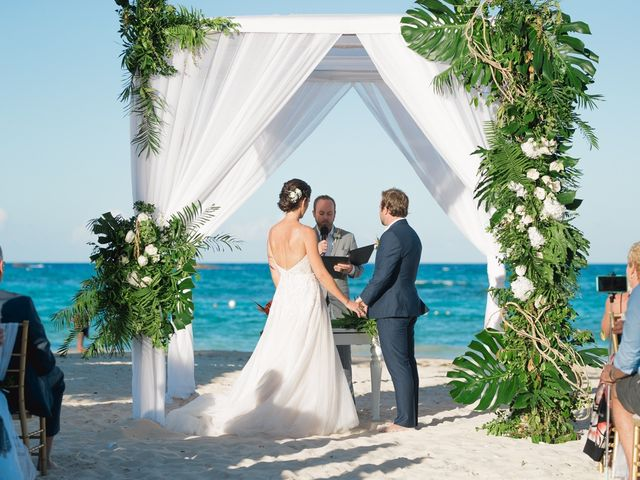 Kort and Carey's Wedding in Punta Cana, Dominican Republic 93