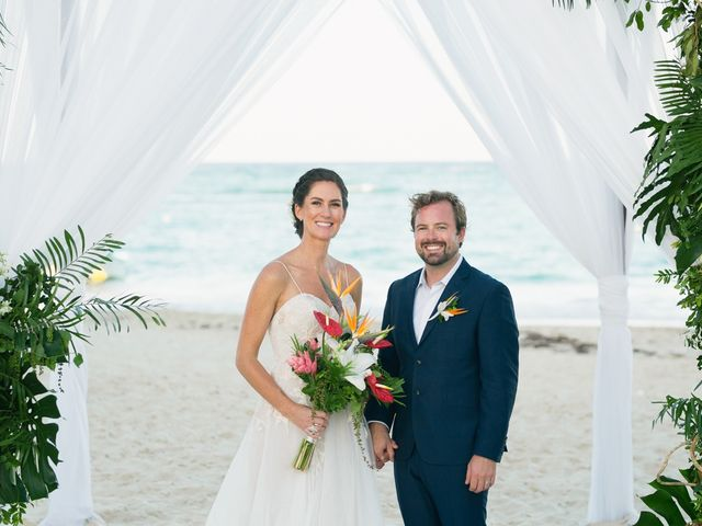 Kort and Carey's Wedding in Punta Cana, Dominican Republic 96