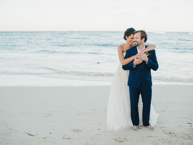 Kort and Carey's Wedding in Punta Cana, Dominican Republic 97